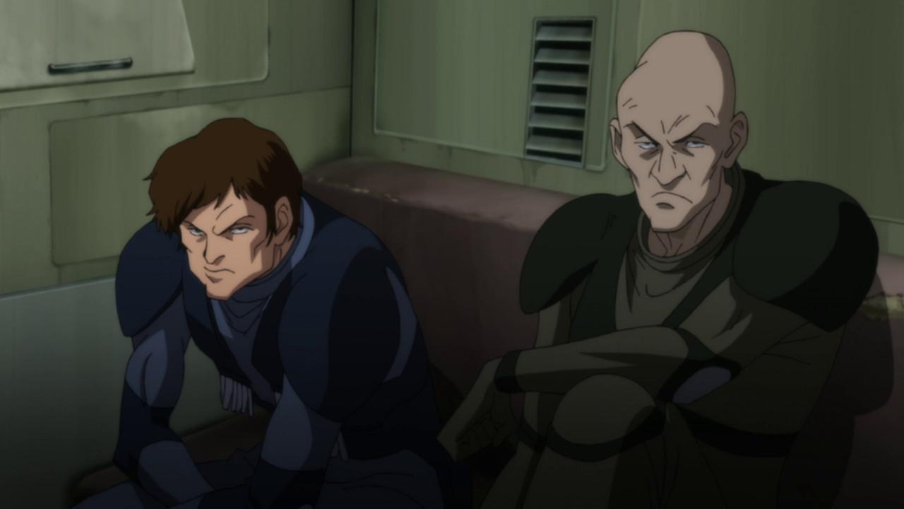 Armored Trooper Votoms: Phantom Arc (Anime) | AnimeClick.it