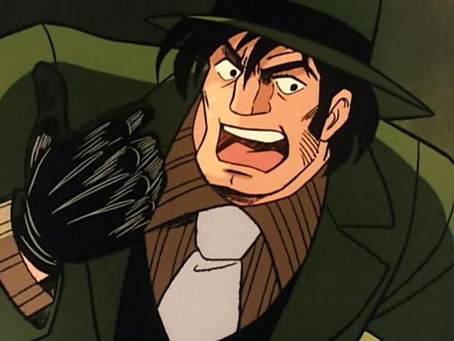 Rocky joe anime animeclick