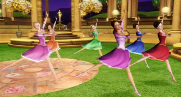 Barbie e le 12 principesse danzanti (Anime) | AnimeClick.it