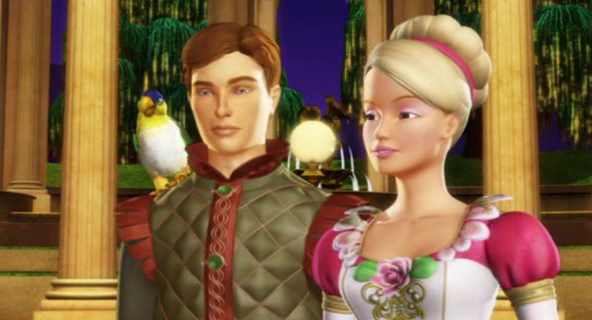 Barbie in Le 12 Principesse Danzanti - PC