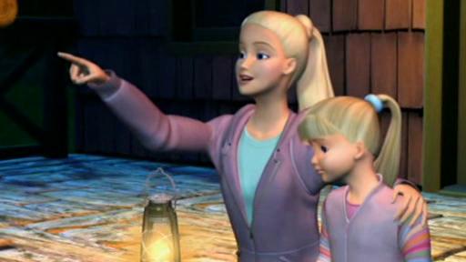 Barbie e il lago dei cigni anime animeclick