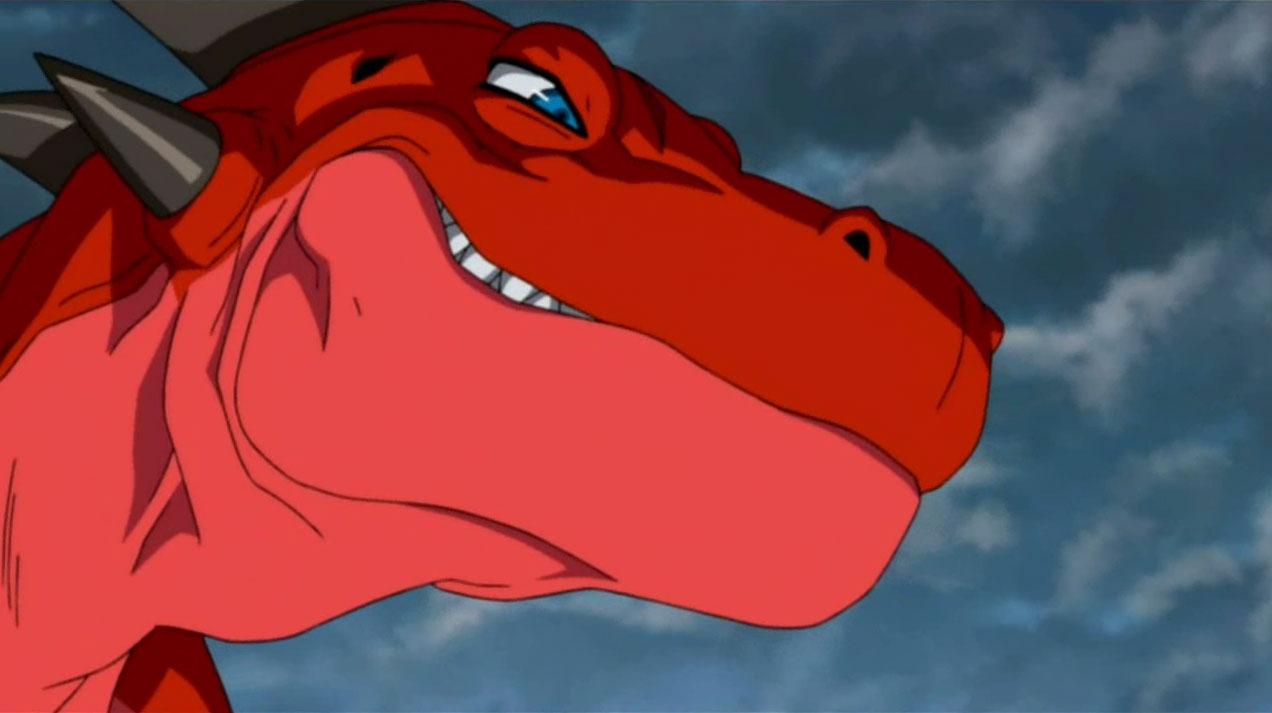 blue dragon 2  anime