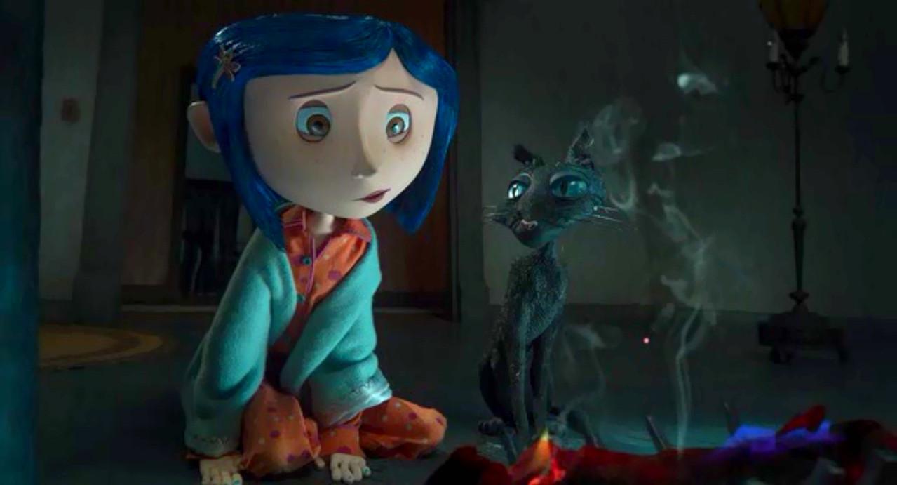 Coraline e la porta magica anime - Coraline e la porta magica film ...