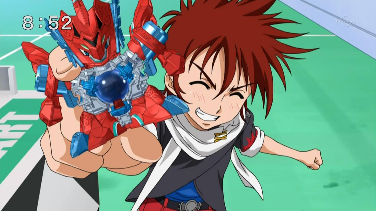 B daman fireblast anime for Www b b it