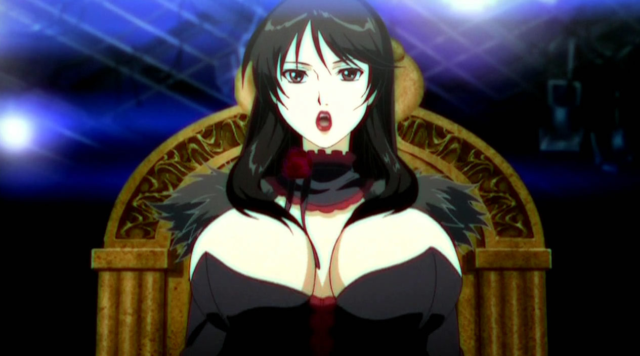 Dance in the vampire bund anime animeclick