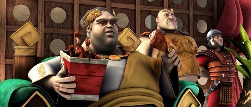 Gladiatori di roma anime animeclick