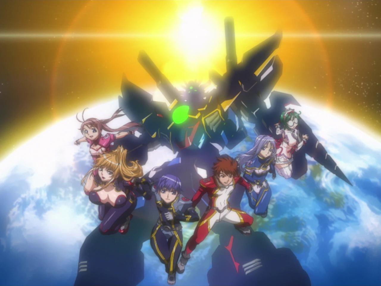 Gravion zwei anime - Evageeks forum ...