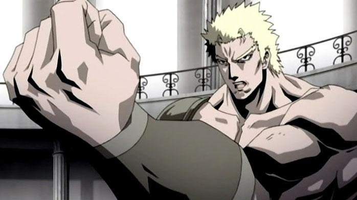 Ken il guerriero la leggenda di raoul dominatore del