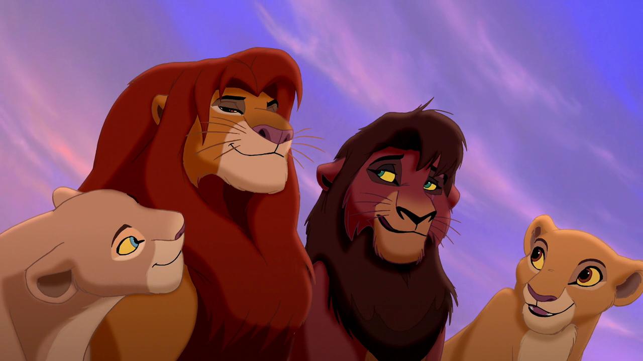 Il re leone ii regno di simba anime animeclick