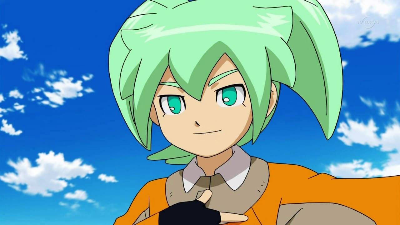 Inazuma Eleven GO 2: Chrono Stone - scheda di AnimeClick.it