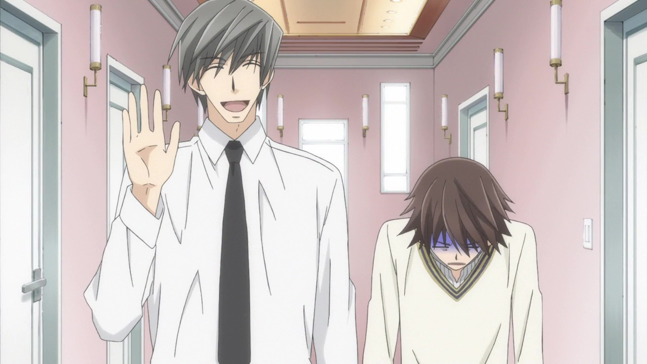 Junjou Romantica Takahashi Misaki is suddenly having some unexpected and odd problems What started as a need for some college entrance exam tutoring has somehow led