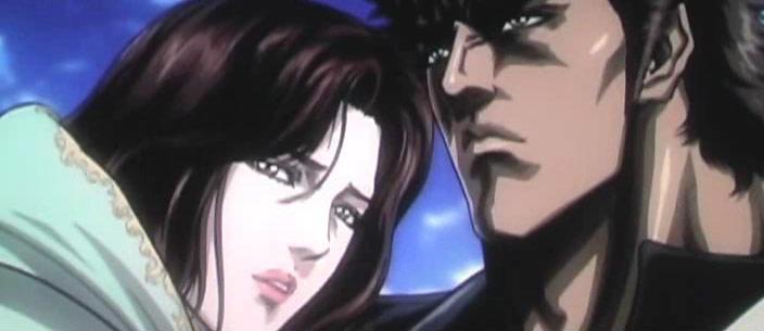 Ken il guerriero la leggenda del vero salvatore anime