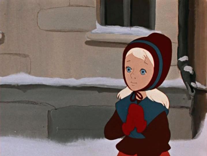 La regina delle nevi anime animeclick