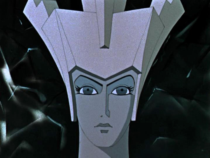 La regina delle nevi programma foto scena ivid