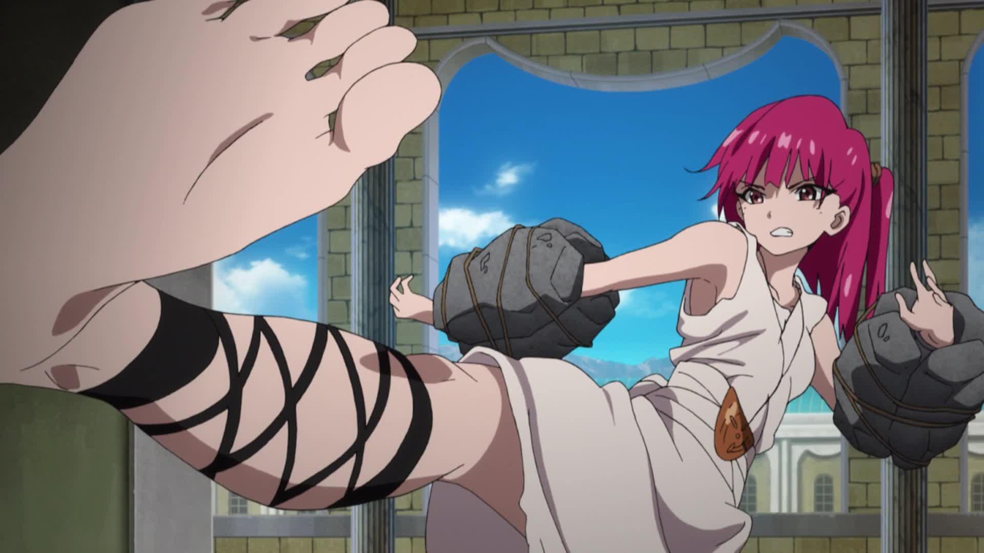 Fairie anal anime erotica scene
