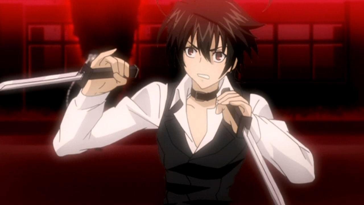 Monochrome Factor Akira Nikaido: Monochrome Factor (Anime)