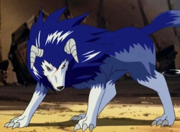 Risultati immagini per monster rancher lupo