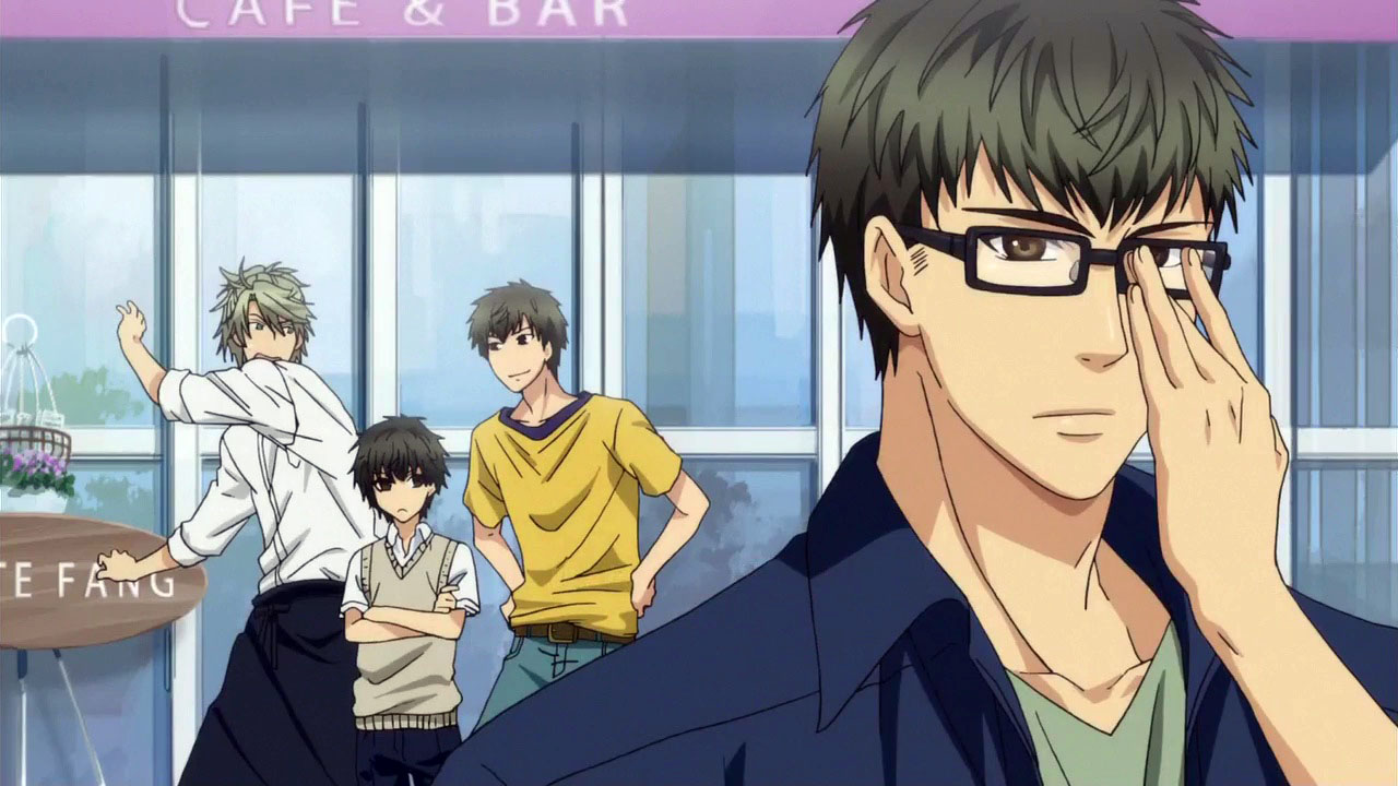 Super Lovers #6 - Vol. 6 (Issue)
