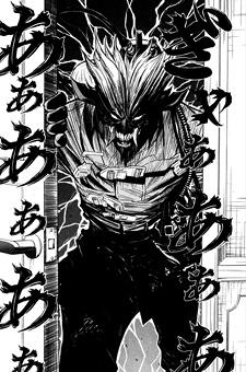 Just found a weird manga about internet browsers Akumetsu6