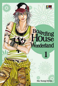 Boarding House in Wonderland