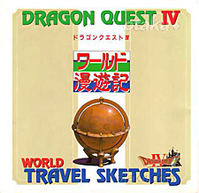 Dragon Quest IV World Travel Sketches