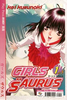 Girls Saurus