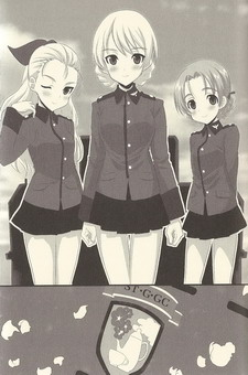 Girls und Panzer (Light Novel)