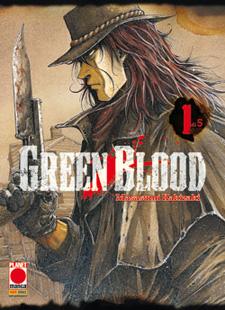 Precede Sun Nei Calendario Inglesi.Green Blood Manga Animeclick It