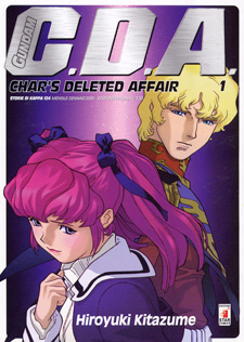 Gundam C.D.A. - Char Deleted Affairs