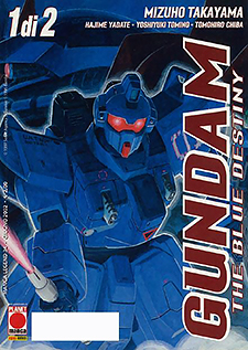 Gundam - The Blue Destiny