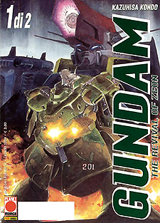 Gundam the Revival of Zeon