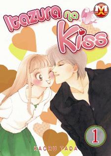 Risultati immagini per itazura na kiss manga