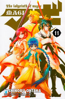Magi - The Labyrinth of Magic