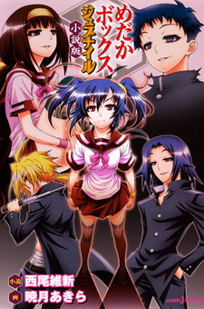 Medaka Box Juvenile: Novel Version
