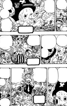 One Piece: Yellow - Grand Elements