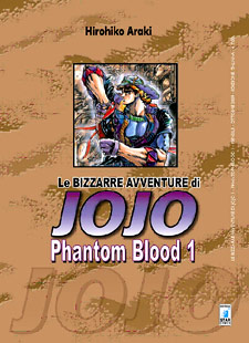 Le bizzarre avventure di JoJo: Phantom Blood