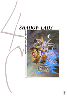 Shadow Lady Color