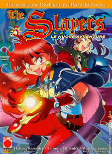 The Slayers: le nuove avventure