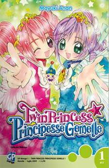 Twin Princess - Principesse Gemelle