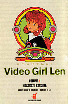 Video Girl Len