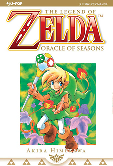 The Legend Of Zelda - Oracle of Seasons