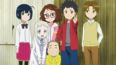 AnoHana - Movie