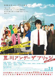 Arakawa Under the Bridge The Movie