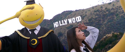 Assassination Classroom (Live Action)