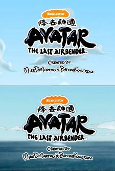 Avatar: The Last Airbender - Super Deformed Shorts