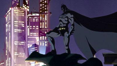 Batman - Il cavaliere di Gotham (Anime) | AnimeClick.it