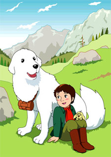 Belle e sebastien anime animeclick