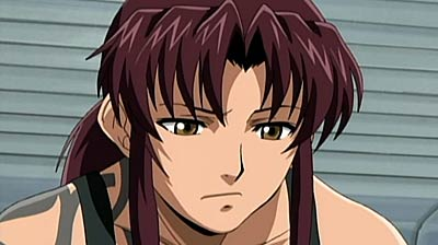 Black Lagoon Second Barrage