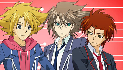 Cardfight!! Vanguard: Legion Mate Hen