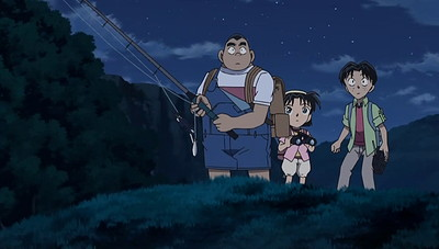Detective Conan: Kid In Trap Island